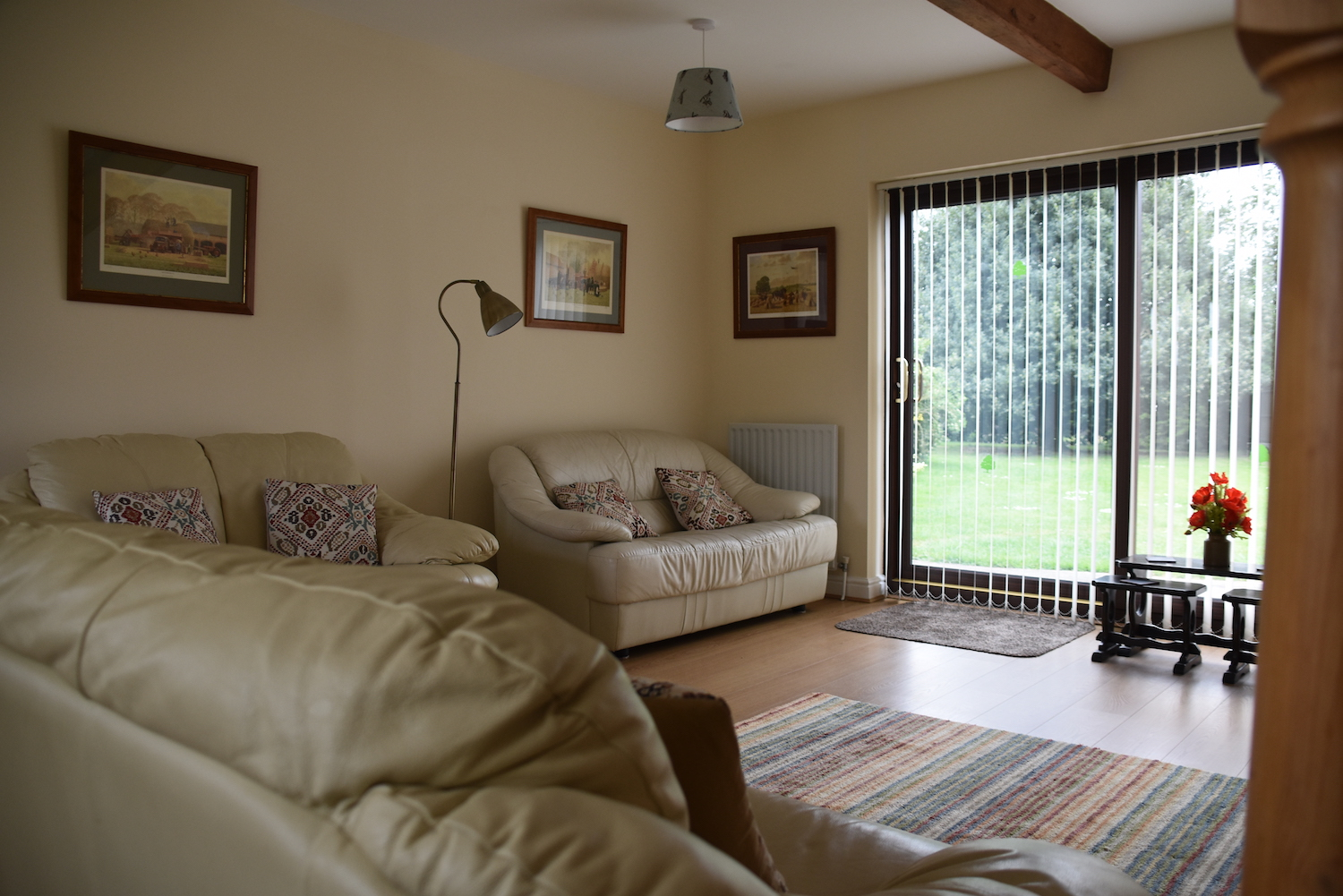the saddle house - holiday cottage in boston lincolnshire, picture of our lounge area